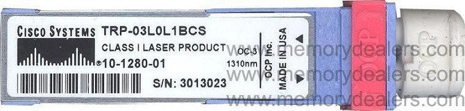 Cisco SFP Transceivers TRP-03L0L1BCS (Cisco Original) SFP Transceiver Module