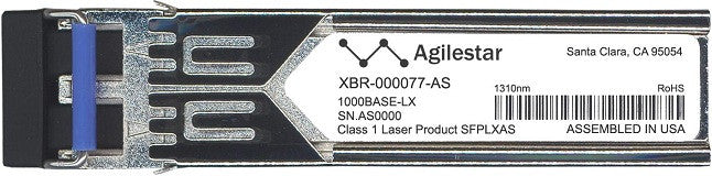 Brocade XBR-000077-AS (Agilestar Original) SFP Transceiver Module