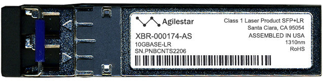 Brocade XBR-000174-AS (Agilestar Original) SFP+ Transceiver Module