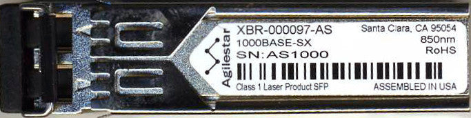 Brocade XBR-000097-AS (Agilestar Original) SFP Transceiver Module