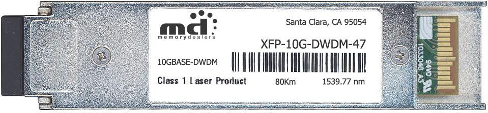 Alcatel XFP-10G-DWDM-47 (100% Alcatel-Lucent Compatible) XFP Transceiver Module
