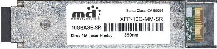 Cisco XFP Transceivers XFP-10G-MM-SR (100% Cisco Compatible) XFP Transceiver Module