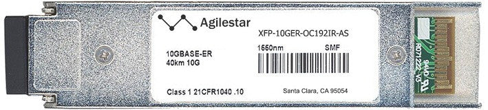 Cisco XFP Transceivers XFP-10GER-OC192IR-AS (Agilestar Original) XFP Transceiver Module