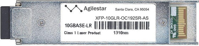 Cisco XFP Transceivers XFP-10GLR-OC192SR-AS (Agilestar Original) XFP Transceiver Module