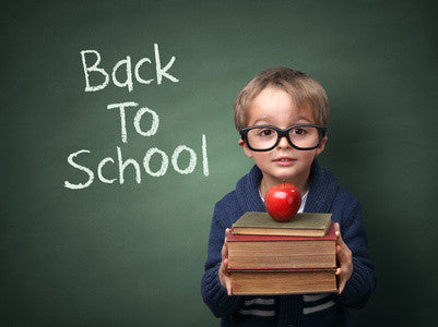 Back-to-School Worries: Our Children and Us