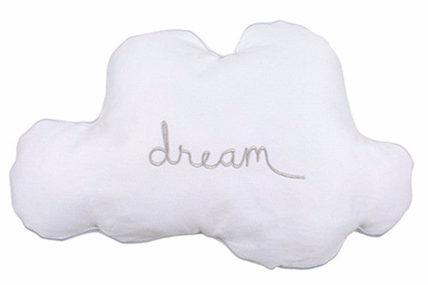 Petite Vigogne Dream cloud decorative pillow