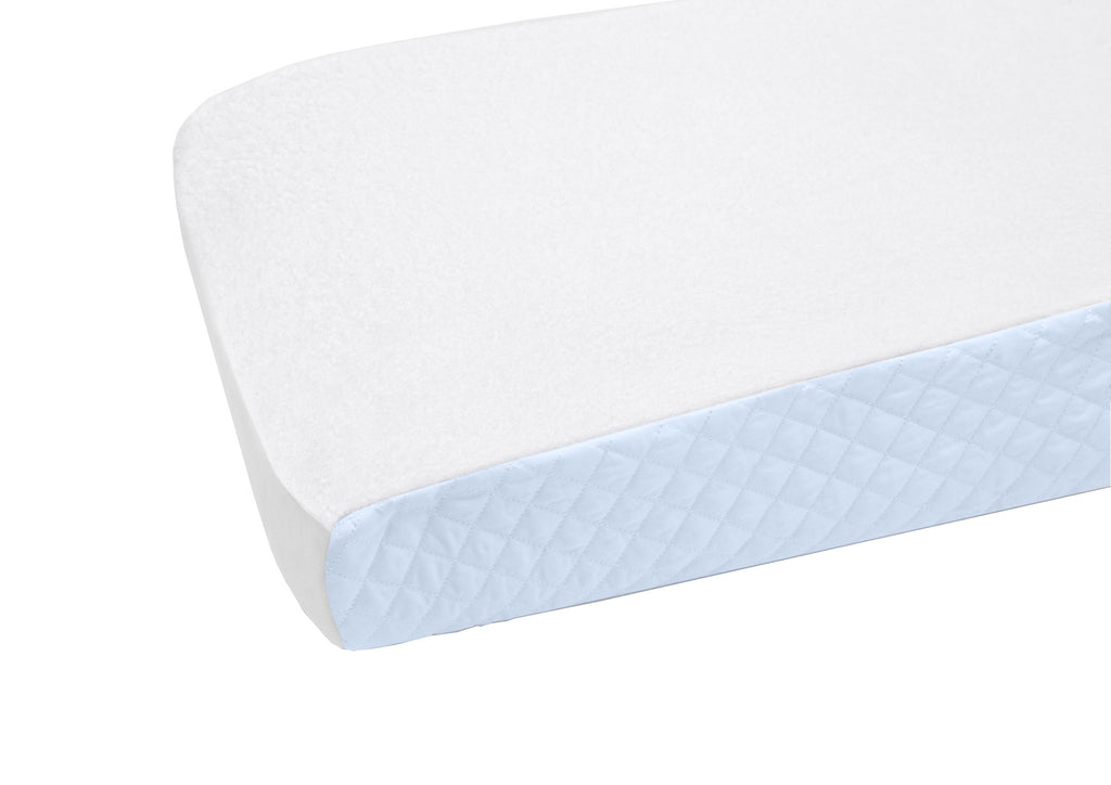 Changing Pad Cover - Blue