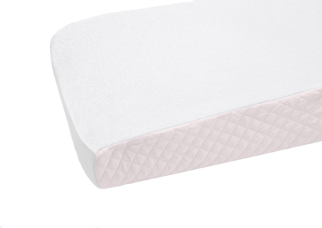 Changing Pad Cover - Pink