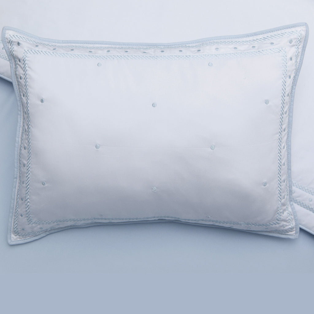 Bleu Decorative Sham
