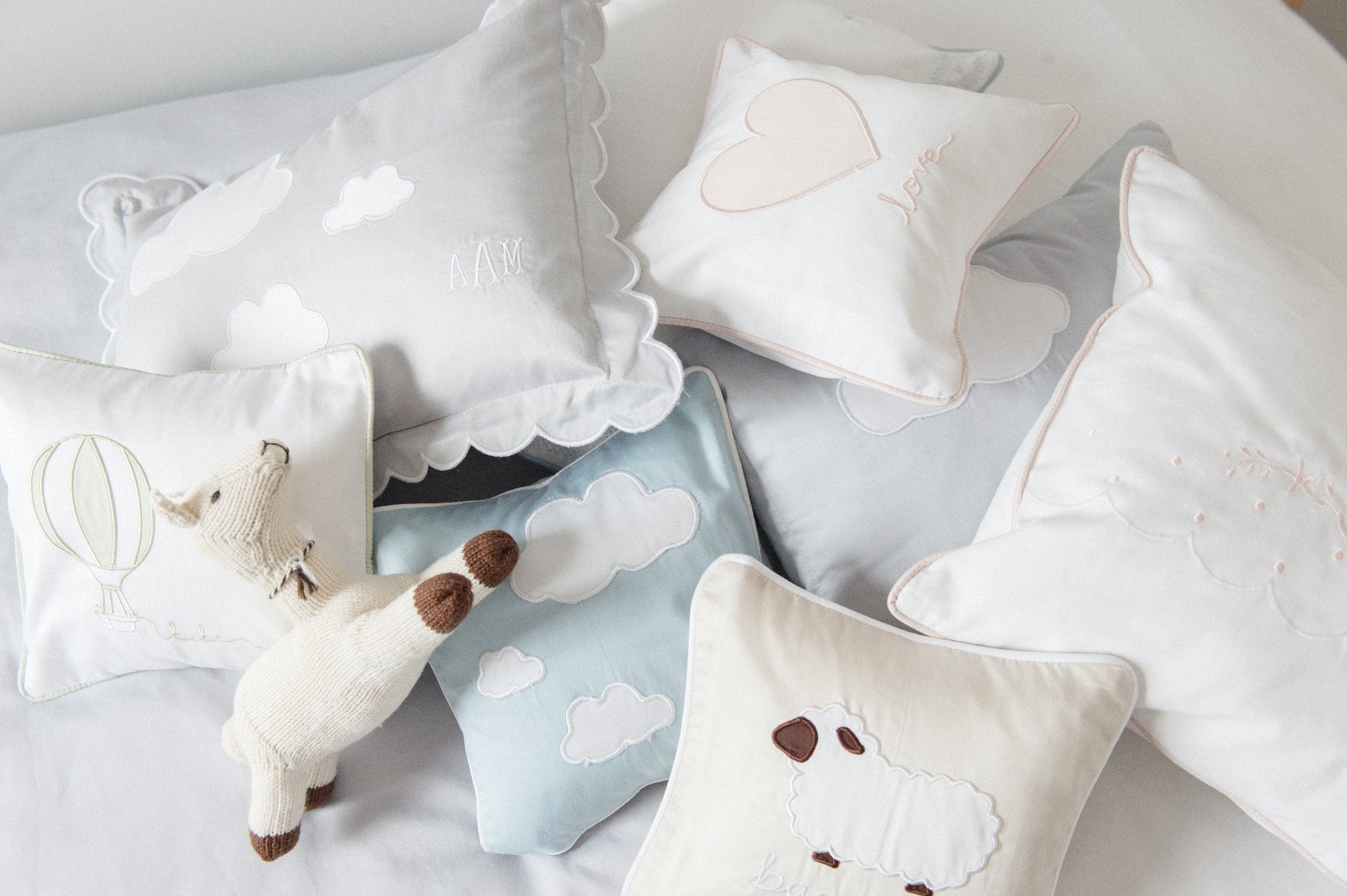 Designing a Nursery? <br> Talk To Us! <br> Find Out About Our Complimentary Concierge Service