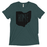 HOME OHIO™ TRI-BLEND GRAPHIC TEE