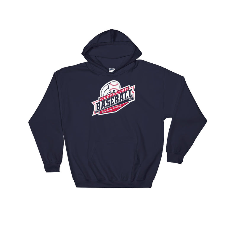 Cleveland Streak Hooded Sweatshirt