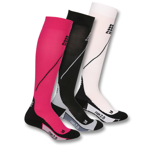 Bas de compression Progressive Run Socks 2.0 Women's