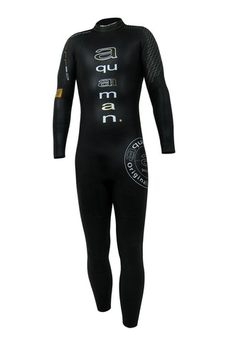 Wetsuit Cell Gold Femme