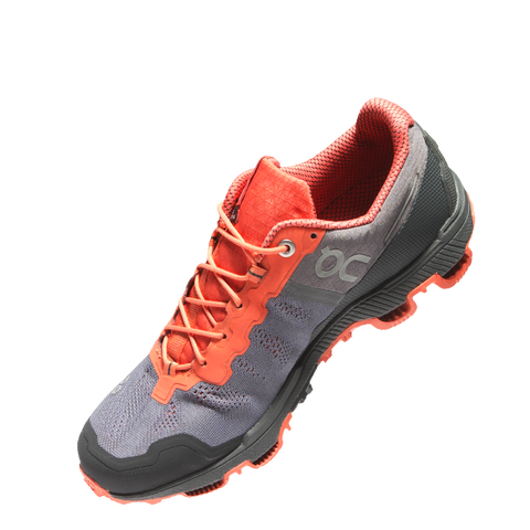 Cloudventure - Women's Grey Lava