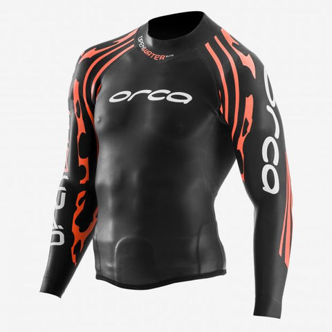 WETSUIT ORCA RS1 OPENWATER TOP (HOMME | MEN)