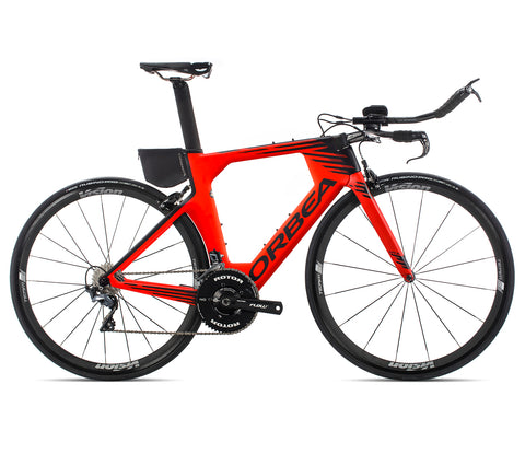 Vélo de Triathlon ORBEA ORDU M20 TEAM 19 Triathlon Bike Rouge-Noir