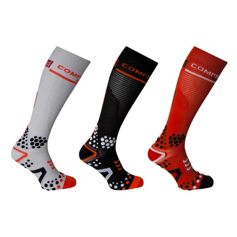 Bas de compression Compressport ProRacing Socks v2