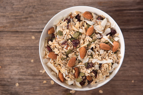 Cranberry Crunch Muesli