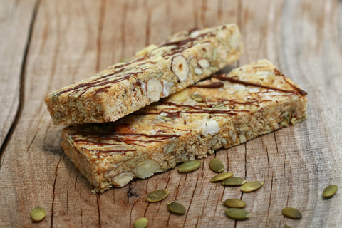 Fruit Free / Gluten Free Bars