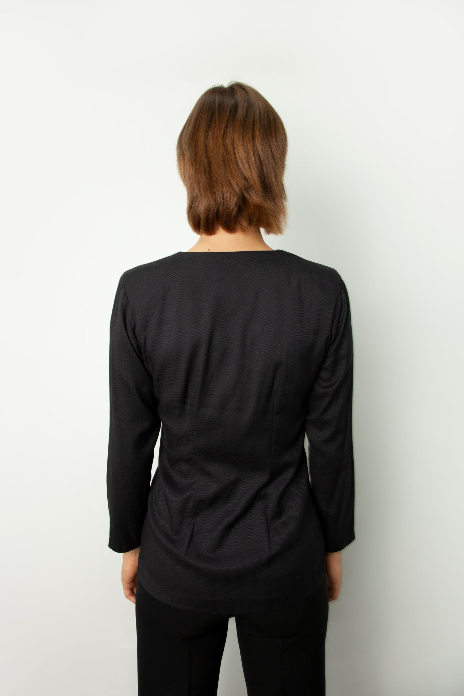 TWILL BLOUSE