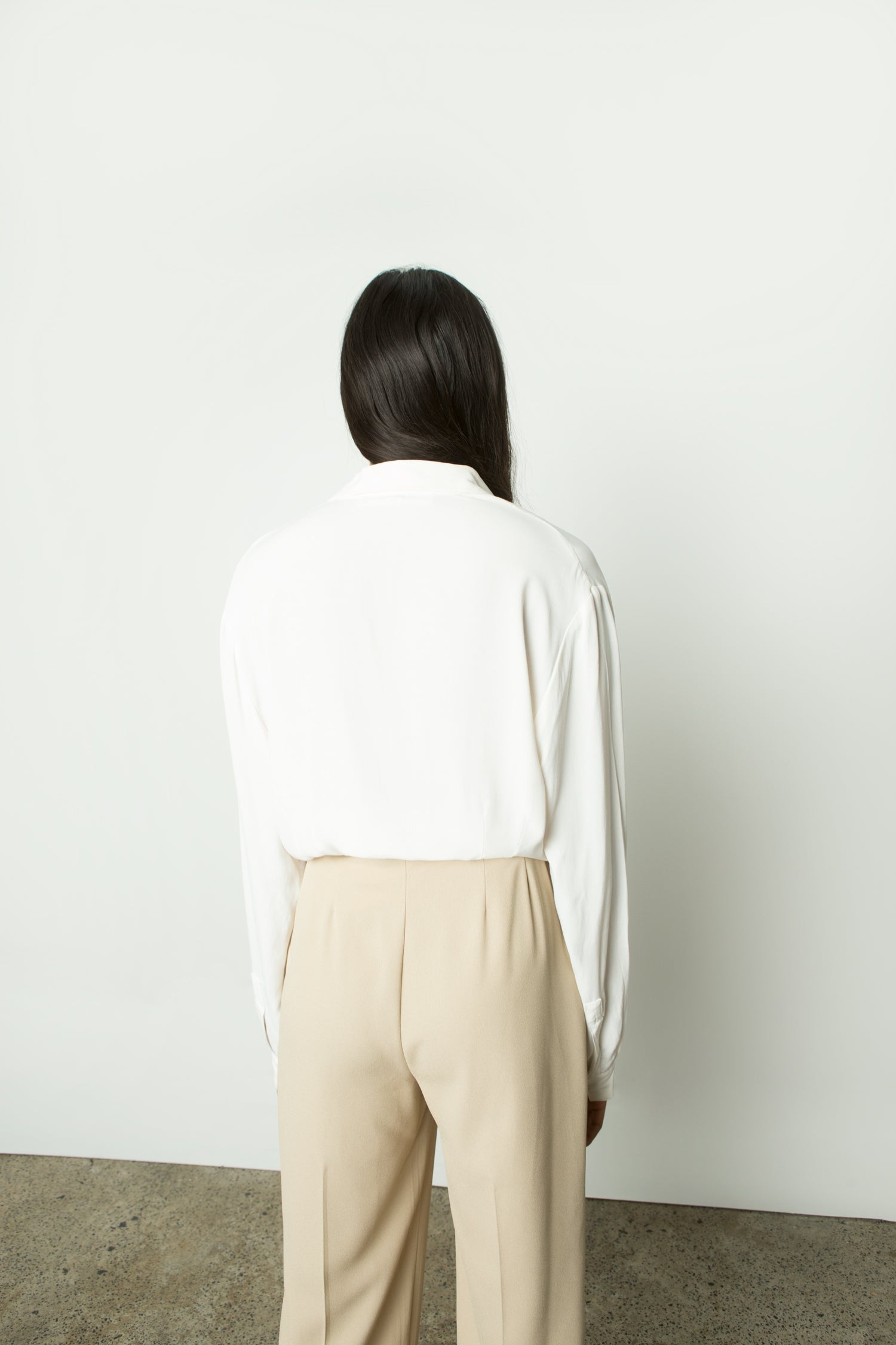 HIGH WAISTED PANT WITH BELT
