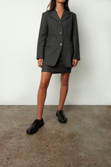 MINI SKIRT SUIT