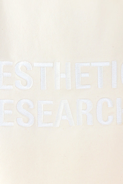 *COMING SOON * Short Aesthetic Research Sweat Natural White