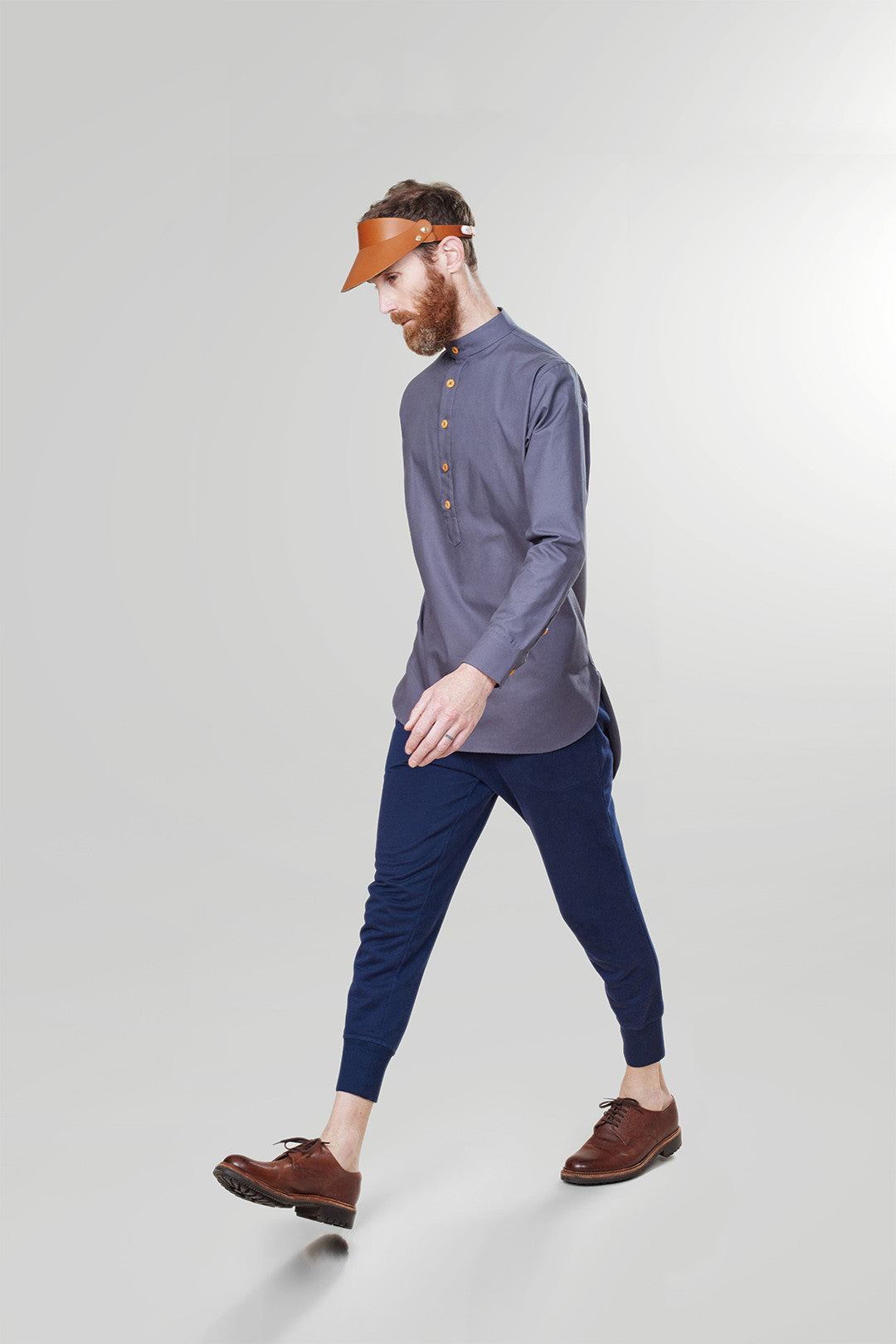 Emperor Shirt in Slate Grey