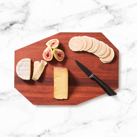 1936 - The Geo Serving Board in Pacific Jarrah | Cheese Board