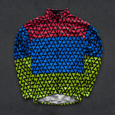 Twin Six -  Women's The Ascent (LS) Thermal Jersey
