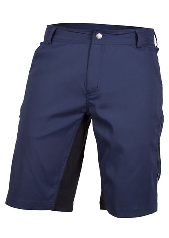 Club Ride - Fuze Short W/ Gunslinger inner/chamois - Navy