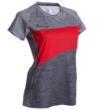 DHaRCO  -Womens Short Sleeved Jersey - Poppy Red