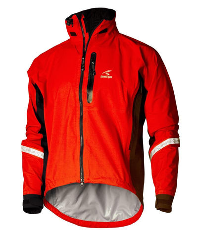 Showers Pass Elite 2.1 Rain Coat Jacket mens red