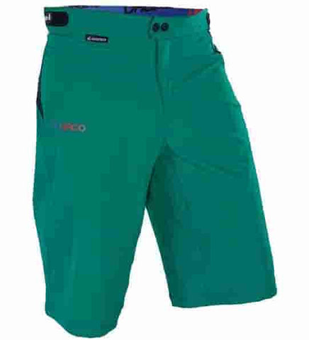 DHaRCO - Gravity Shorts - Fern Green