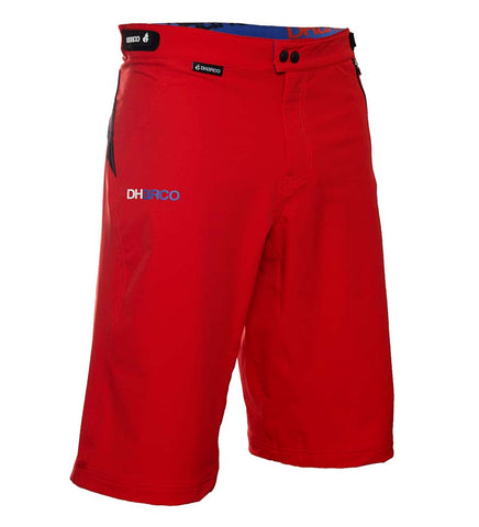 DHaRCO - Gravity Shorts - Lava Red