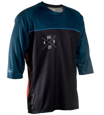 DHaRCO - 3/4 Sleeve Jersey - Slate Red