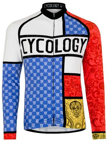 Cycology - Mondrian Long Sleeve Jersey