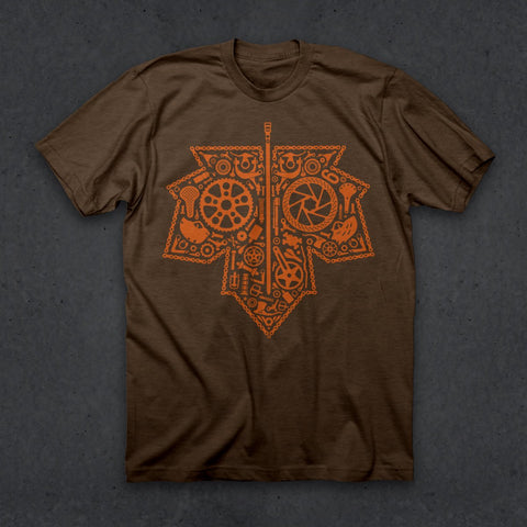 Twin Six -  Riding Season T - Brown