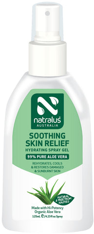 Natralus - Soothing Skin Relief Gel