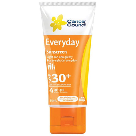 Cancer Council  - Everyday Sunscreen 30+ 30g