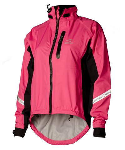 Showers Pass Elite 2.1 Rain Coat Jacket Womens Pink