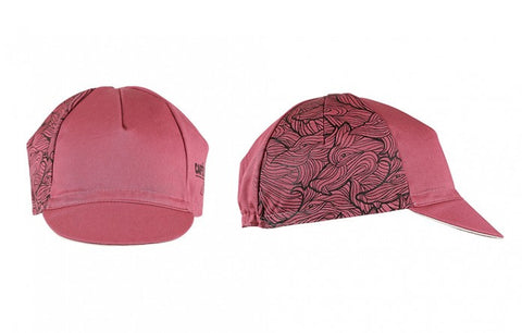 Cafe du Cycliste - Wolf Cotton Cap