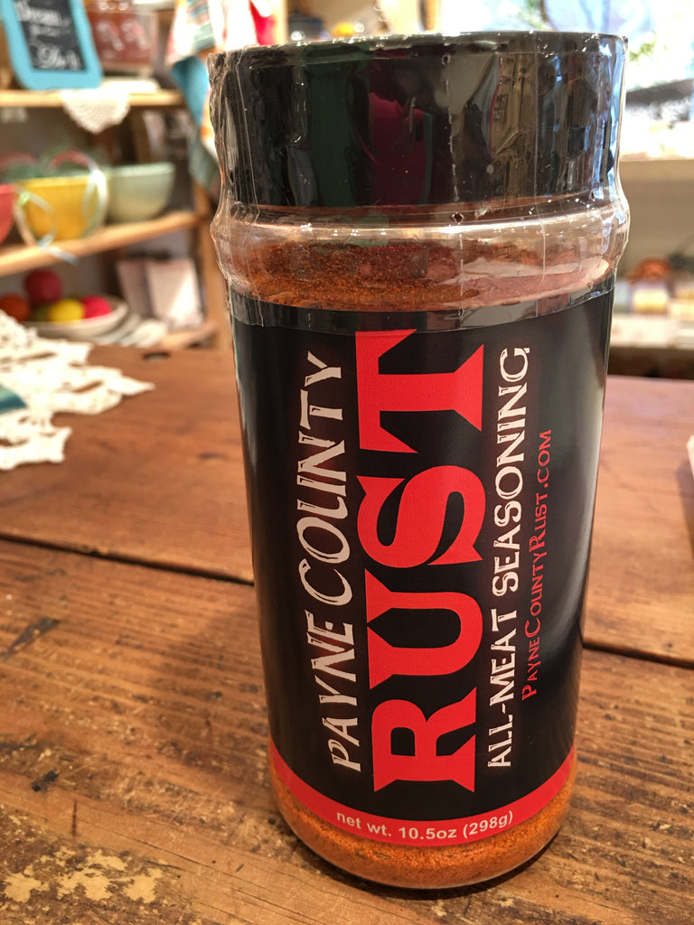 Payne County Rust