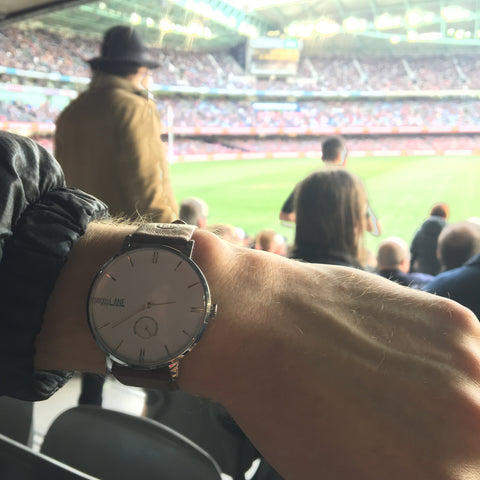 Etihad AFL watch peggylane blog