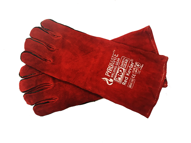 Red Hot Mig Gloves
