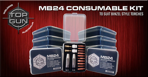 Top Gun MB24 Consumable Kit