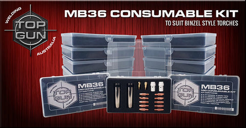 Top Gun MB36 Consumable Kit