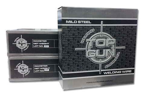 Top Gun Mild Steel Welding Wire 0.9mm 15kg