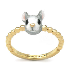 Rat Ring | CHINESE ZODIAC